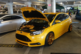 Nurotag All Stars: Cars and Culture Combine in the Heart of Miami