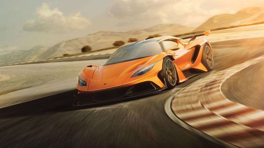 Apollo partners with Scuderia Cameron Glickenhaus for 224 mph supercar