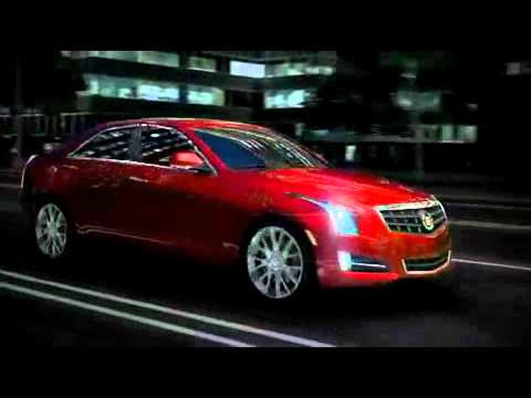 2013 Cadillac ATS Preview