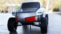 Tesla Allterrain concept