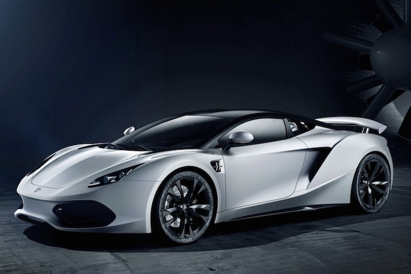 Arrinera Hussarya Supercar Announced for 2015 Production Run