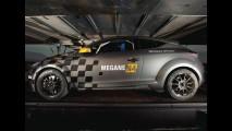 Renault lança série Mégane RS N4 2011 com motor 2.0 turbo de 270cv