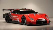 Nissan GT-R GT500 race car