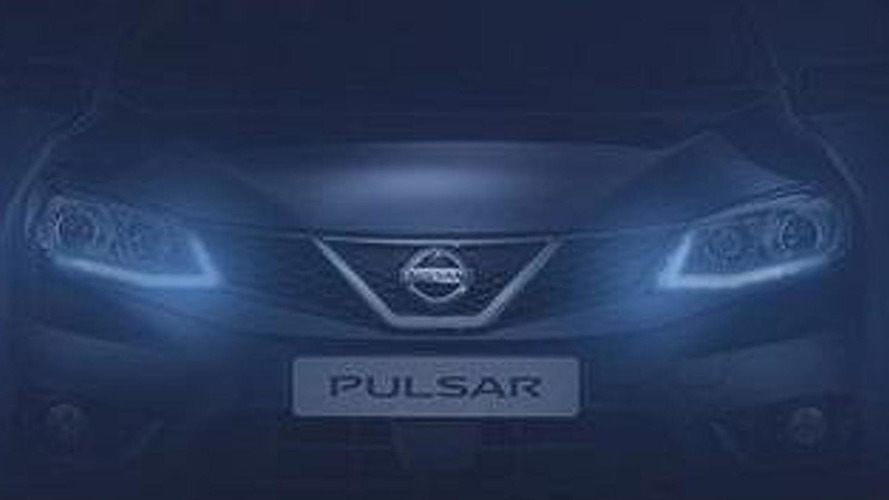 All-new Nissan Pulsar teased ahead of May 20 reveal