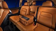Toyota Land Cruiser 200 Brownstone