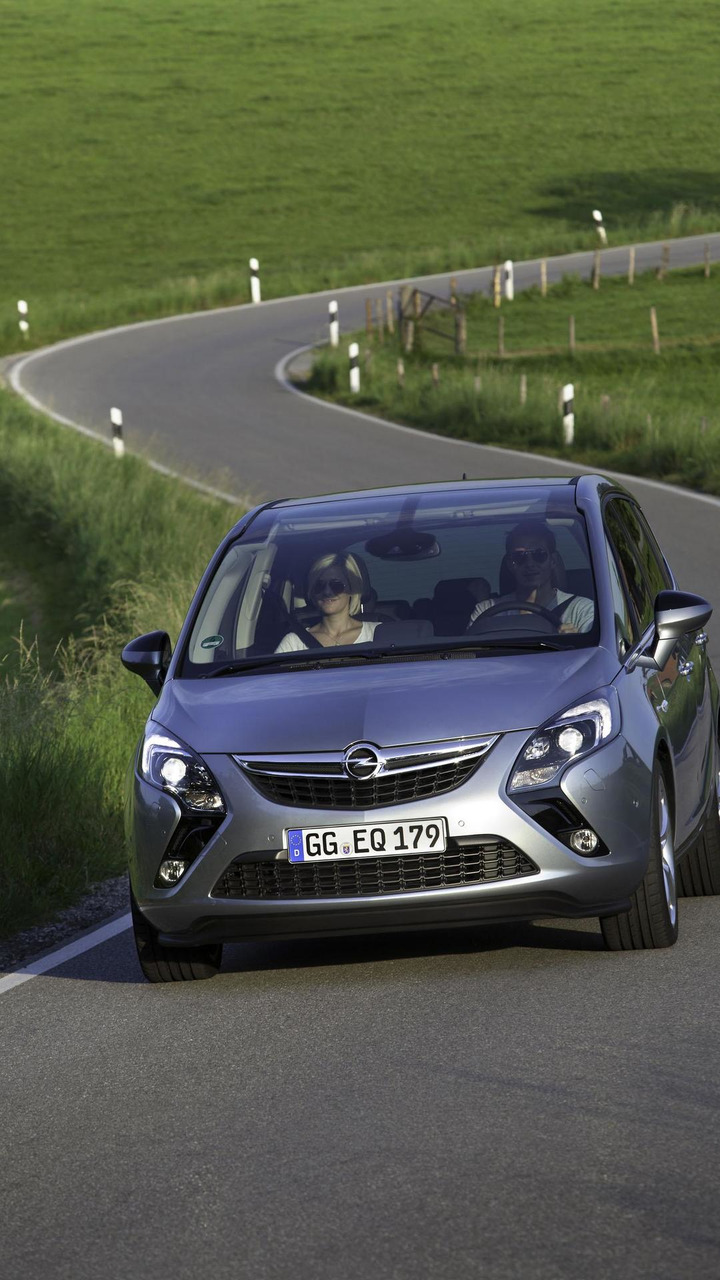 2014 Opel Zafira Tourer 1.6 SIDI Turbo 16.10.2013