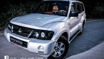 Vilner customizes a Mitsubishi Pajero
