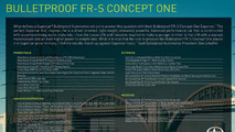 Bulletproof Scion FR-S Concept One  31.10.2013