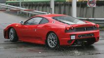 Ferrari F 430 Challenge Stradale Spy Photos