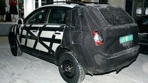 Inside the Opel Antara