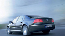 New VW Phaeton V6 TDI 3.0