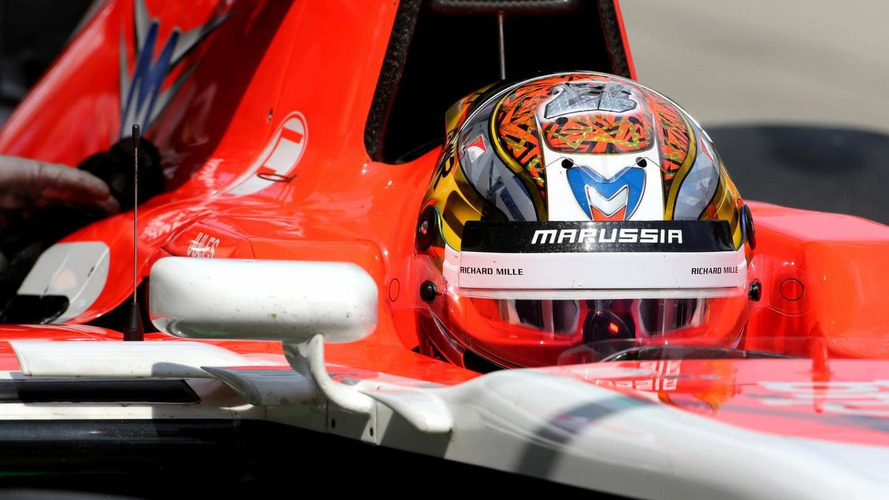 Bianchi points reason Manor survived - Booth