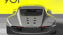 Porsche 901 concept render is a stunning tribute to the legendary 911