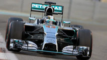 Rookie duo admits Hamilton favourite in 2015