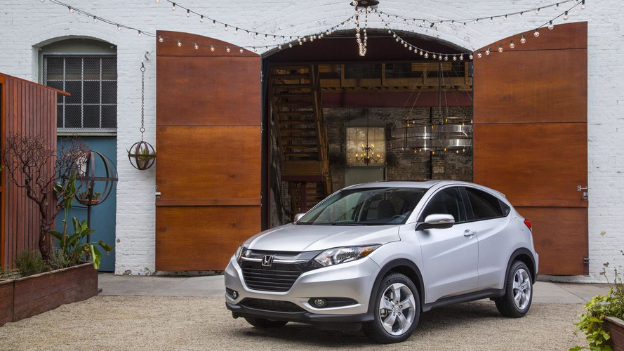 2016 Honda HR-V pricing announced, goes on sale next month
