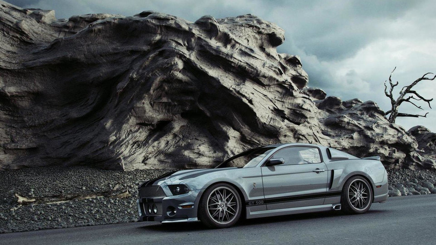 2004 Ford Mustang turned into The Konquistador