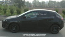 SPY PHOTOS: New Fiat Bravo-Brava