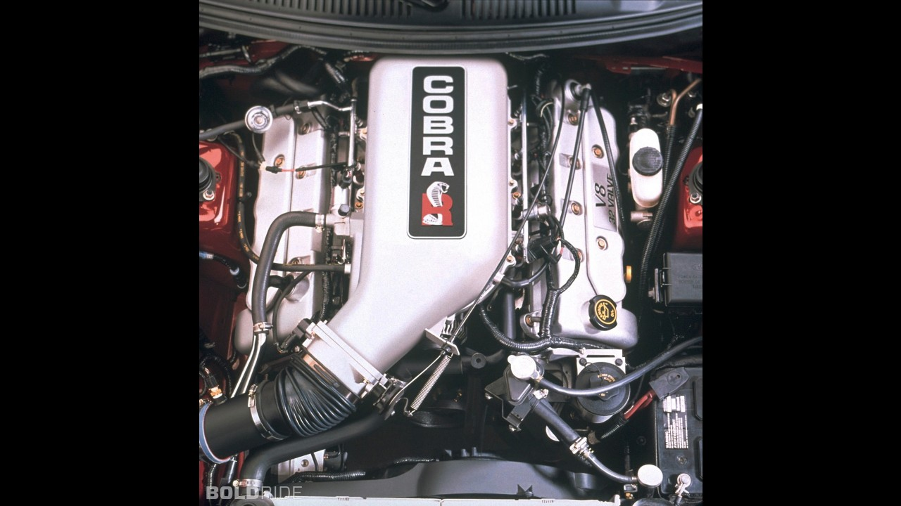 Ford Mustang SVT Cobra R