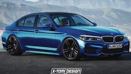 Novo BMW M5 2018 fará de 0 a 100 km/h em 3,5 segundos, apontam rumores