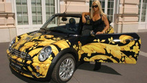 MINI Cabrio designed by Donatella Versace 2005