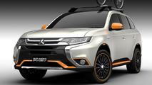 Mitsubishi Outlander PHEV Outdoor Gear Concept