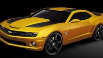 2012 Transformers Special Edition Chevrolet Camaro - 27.6.2011