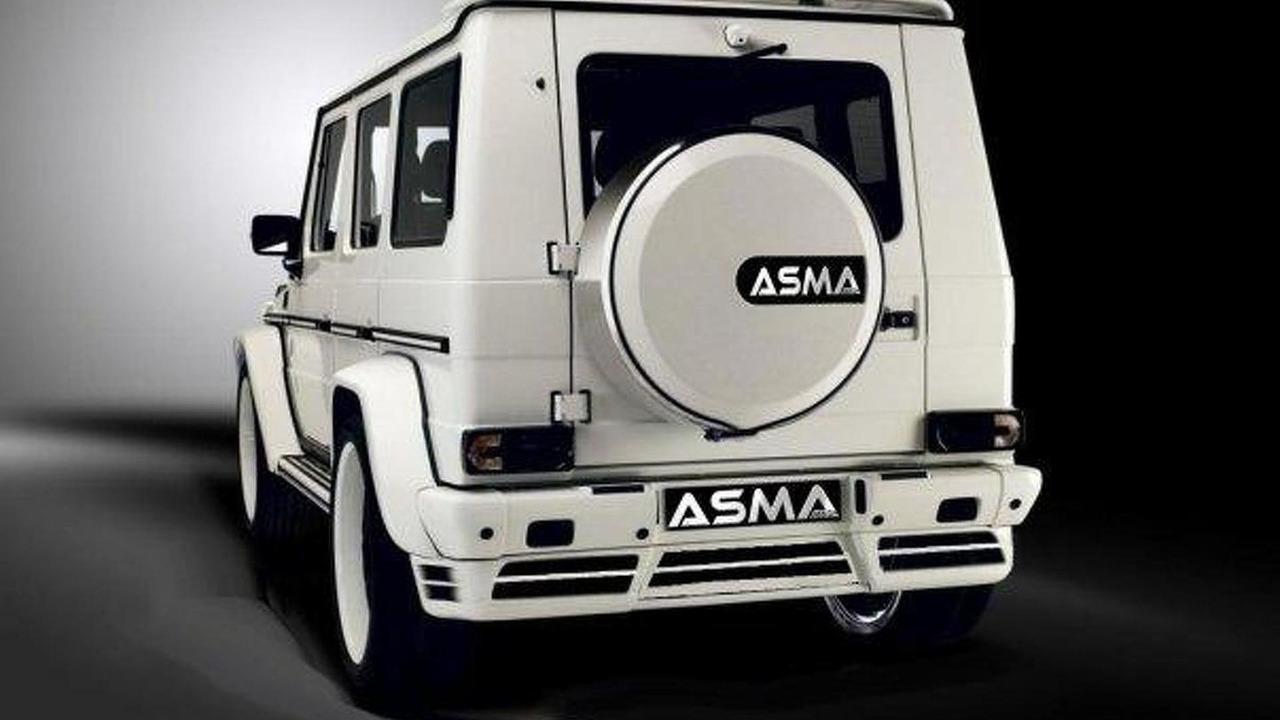 ASMA General G-Wagen, 604, 11.07.2011