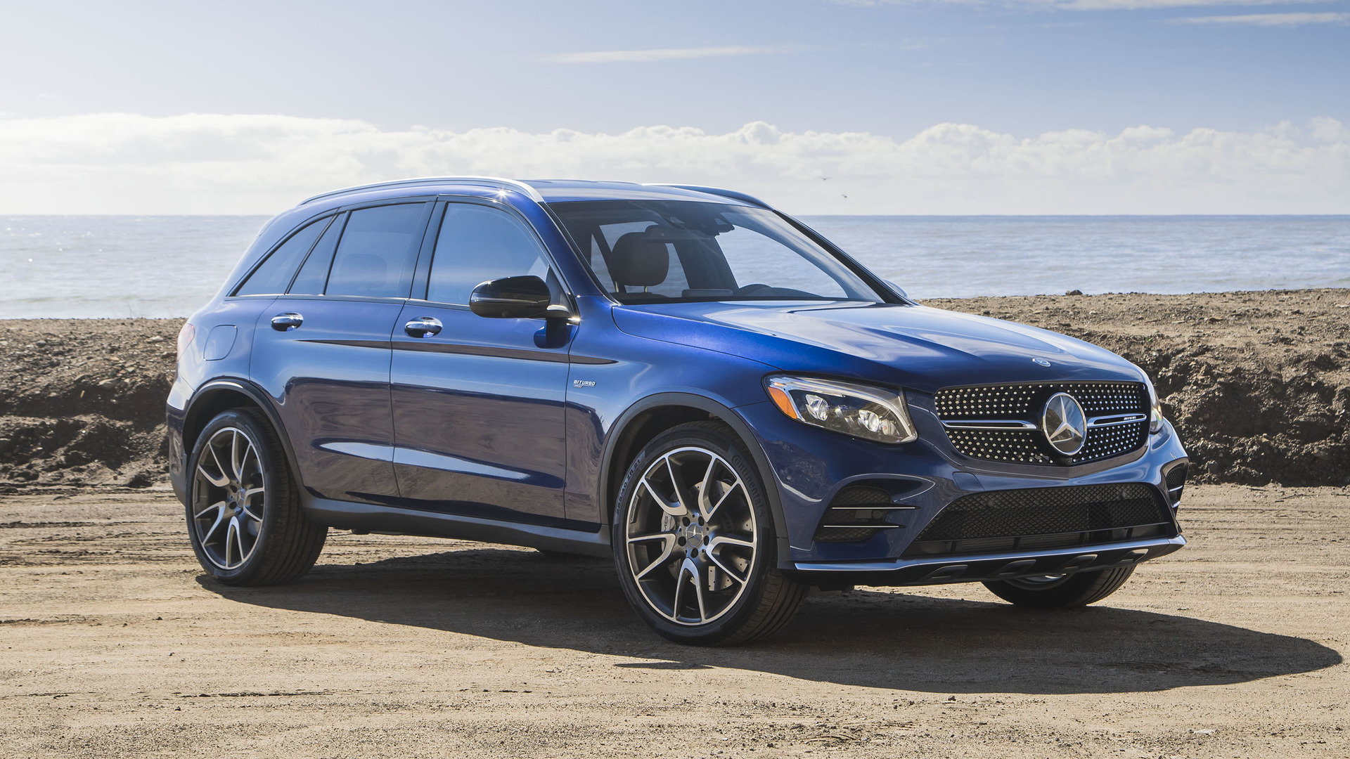 2017 Mercedes AMG GLC43 Review Your Everyday Performance
