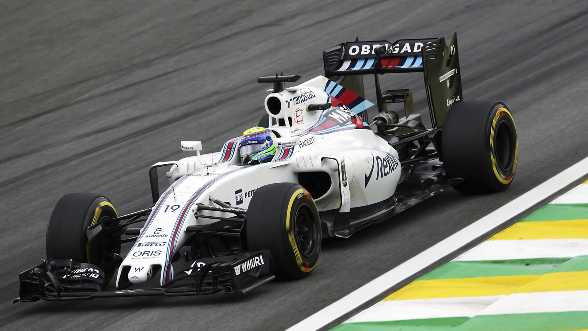 F1 Massa