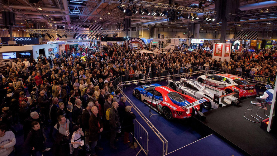 Live: Autosport International 2017 - Friday