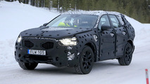 All-new Volvo XC60 caught at home in snowy Sweden