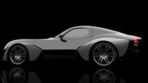 Devon Motorworks GTX - 3D illustrations