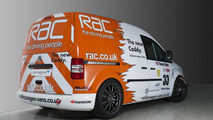 Volkswagen Caddy Racer unveiled
