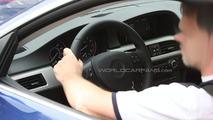 BMW 3-Series Coupe E92 facelift spy photo