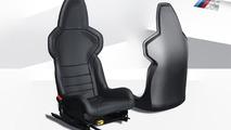 BMW lightweight CFRP seat 05.04.2011