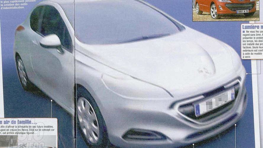 No Peugeot 309? A name not number for 308 successor
