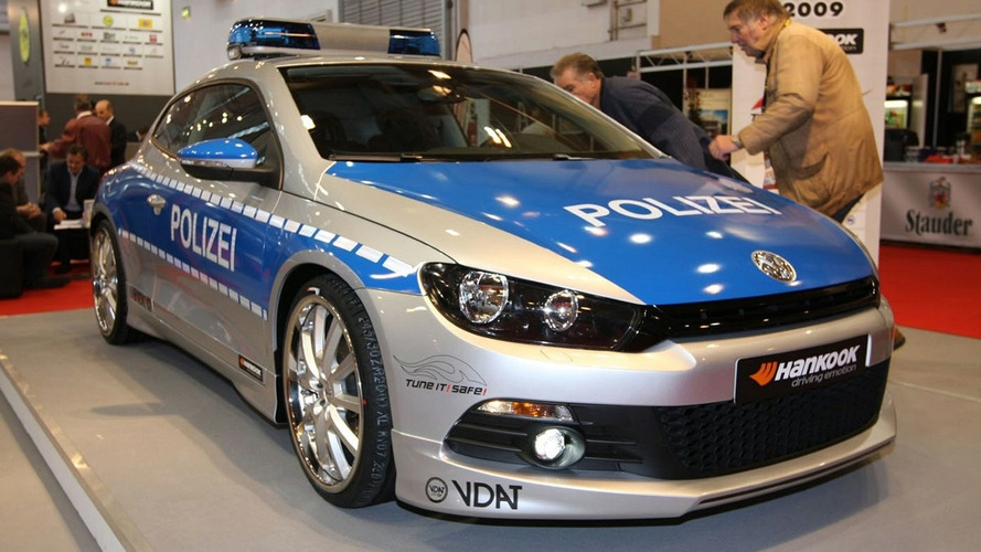 TUNE IT! SAFE! Scirocco 2009 Live at Essen
