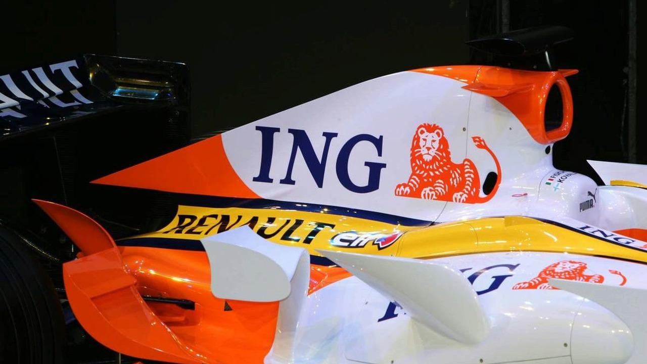 ING Renault R27