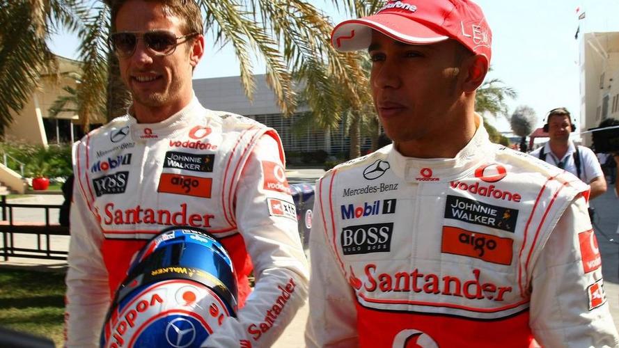 McLaren drivers confirm diffuser tweak