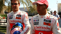 'Intelligent' Button winning battle with Hamilton - Brawn