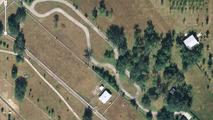 Google Earth Reveals Racetrack Driveway
