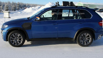 BMW X5 M spy photo