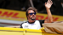 Alonso eyes first points in Monaco