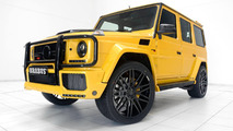 Mercedes G63 by Brabus