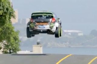 Gymkhana 5: Kenny From the Block Rips Through San Francisco