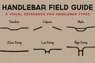 Handlebar Guide Lets You Sound Like You Know Motorcycles