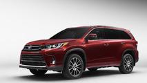 2017 Toyota Highlander heading to New York with new V6 & 8AT