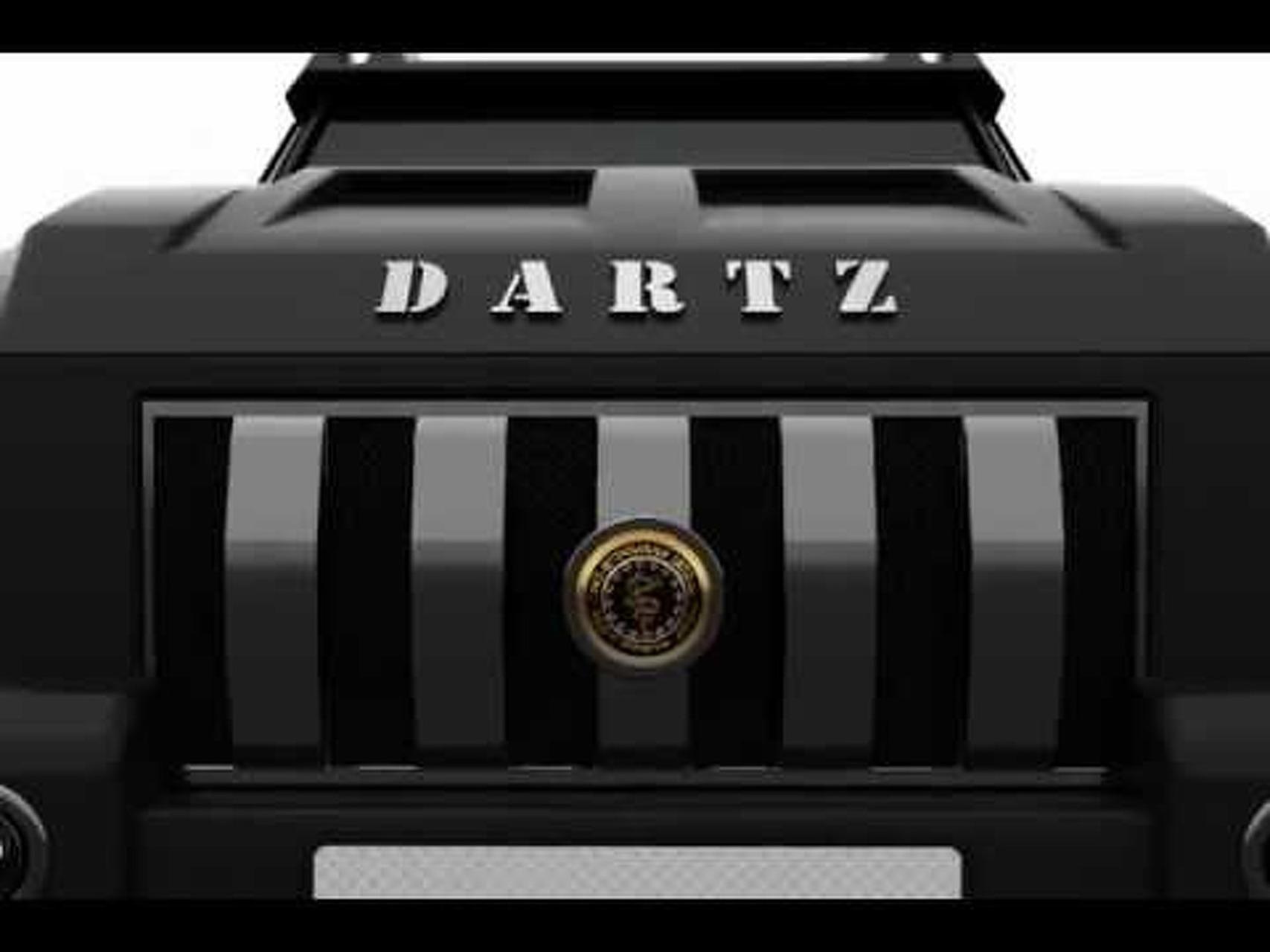 DARTZ PROMBRON' BLACK.DRAGON pullman-saloon.