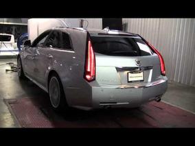 2011 Hennessey V650 Sport Wagon Dyno Test