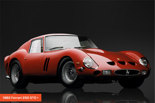 The List: Top 5 Ferraris